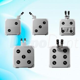 Clear Planchas Termoplásticas Dentaflux (0.040x1mm) 25ud