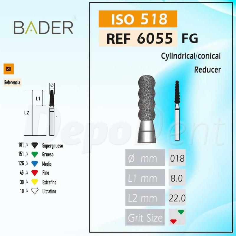 Discos de diamante flexible ISO 806.104.345.514.190