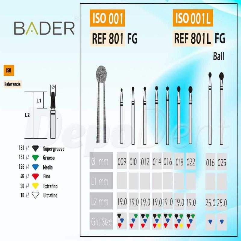 Discos de diamante flexible ISO 806.104.345.514.220