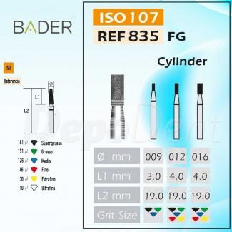 Disco de carburo de silicio Bader