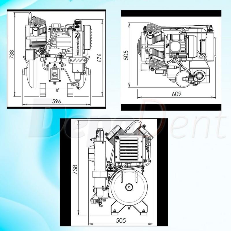 CHARISMA dentina A1 jeringa 4g composite universal híbrido fotopolimerizable