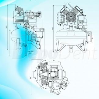 CHARISMA dentina A3 jeringa 4g composite universal híbrido fotopolimerizable