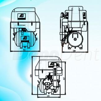 CHARISMA dentina B2 jeringa 4g composite universal híbrido fotopolimerizable