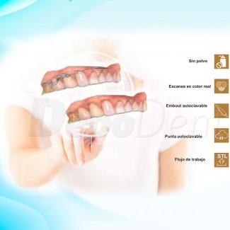 XR 24 PRO reveladora automática radiografías dentales