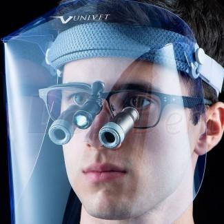 Babero Papel/Plástico 51X63Cm. Verde 80U de MEDICALINE