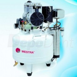 Estación neumática laboratorio dental STS TRIMER set