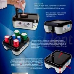 Placas de fósforo Standard Acteon Talla 2 PSPIX-2