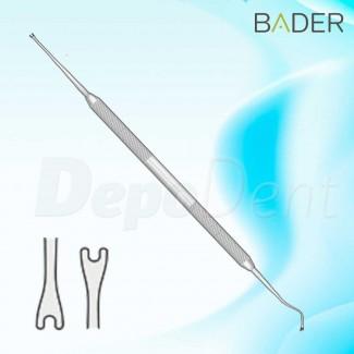 Articulador charnela grande de Technoflux dorada