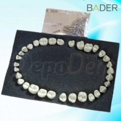 Articulador charnela pequeña de Technoflux cromada