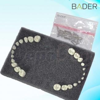 Articulador charnela pequeña de Technoflux dorada