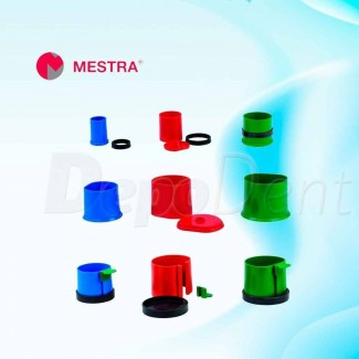 Espaciador Yeti dental Oro 13 micras