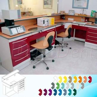 Muflas para duplicar en aluminio