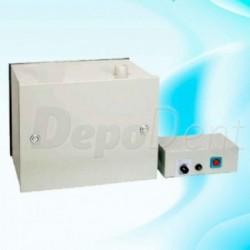 Cubetas desechables de plástico con retención kit completo