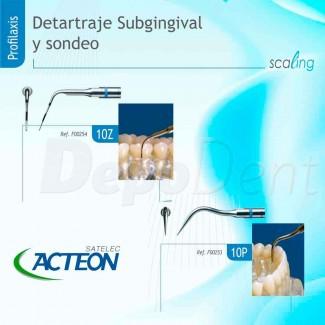 accesorios unidad dental Flex-Up