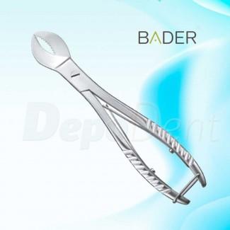 Alicates para realizar alambres de ligadura marca Bader
