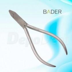 Alicate ortodoncia recto para retirar brackets anteriores marca Bader