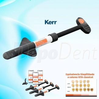 Dientes acrílicos 2 capas Newcryl-Vita 2D Superiores Anteriores