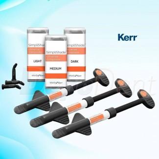 Dientes acrílicos 2 capas Newcryl-Vita 3D Superiores Anteriores