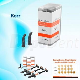 Dientes acrílicos 2 capas Newcryl-Vita 2D Inferiores Anteriores