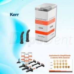 Dientes acrílicos 2 capas Newcryl-Vita 26 Inferiores Anteriores