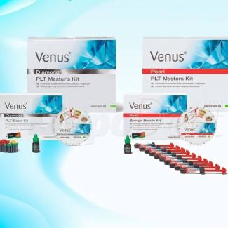 FLEXITIME Trial Kit Heavy Tray Siliconas de adición Kulzer