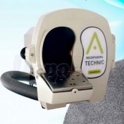 Cajas porta prótesis dental con cepillo y espejo marca Bader