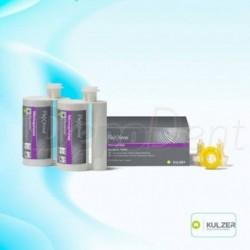 Lupas binoculares con montura + 5 lentes