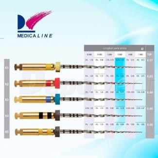 OCTACID cánulas bolsa 100 unidades de Clarben