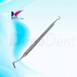 Resina termopolimerizable Stellon QC-20 rosa veteada kit 500g + 250ml