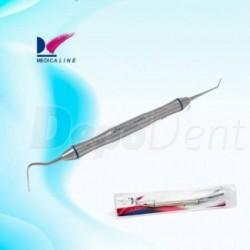 Resina termopolimerizable Stellon QC 20 poly planchas separadoras 200 unidades