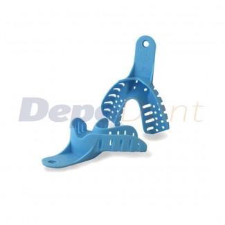 Carro universal con conexión eléctrica de Mectron