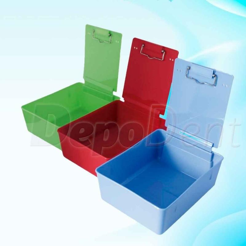 Resina Respal NF Autopolimerizable Polvo 1k Rosa