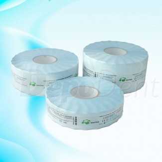Mascarilla rectangular desechable PTC3 color amarillo