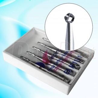 Aspiradores de saliva desechables 15cm transparentes