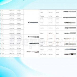 Diques de goma Dentaflux verde mentolados