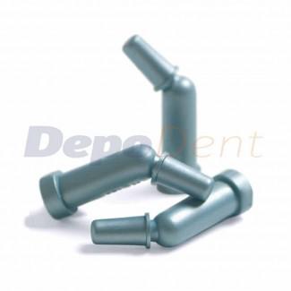 Babero desechable PG30 papel/plástico rollo 80ud amarillo