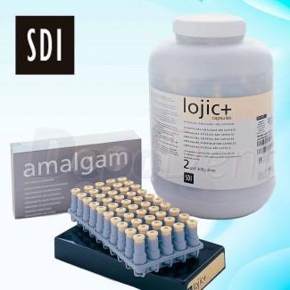 Horno de sinterización por microondas para prótesis de zirconio
