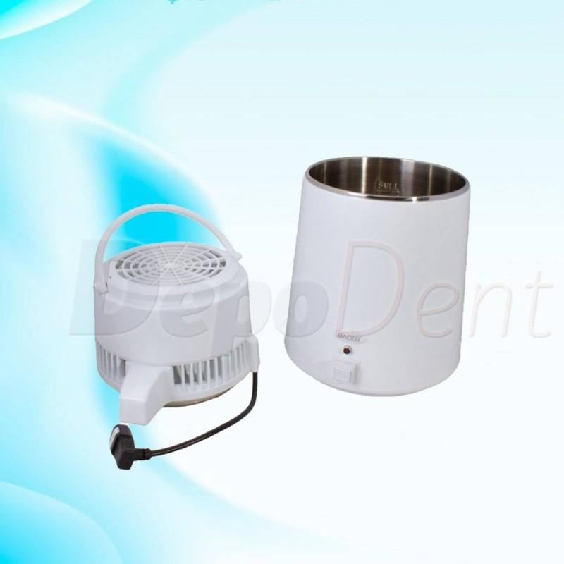 Separadora de muñones aspiración y laser indicativo