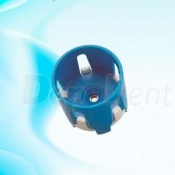 Ultrasonido sin luz con depósito para líquidos de tratamiento