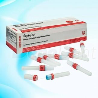 OCTOPLUS aguja 30G X corta 0.3X16