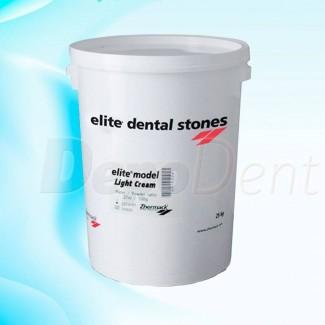 Bata desechable azul puño elástico