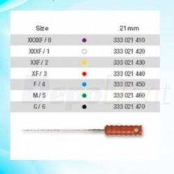 Planchas termoplásticas COPING opacas semiflexibles