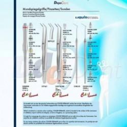 Acoplamiento para NSK luz LED High Performance sin regulación de spray