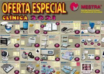 Ofertas equipamiento clínica dental