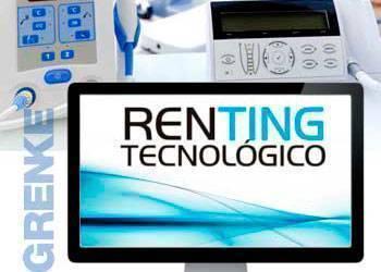 Renting tecnológico para clínicas y laboratorios dentales