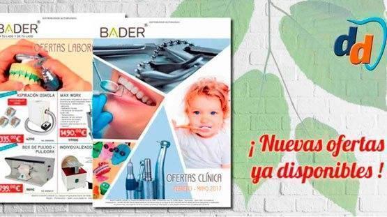 Deposito dental DepoDent distribuidor Bader