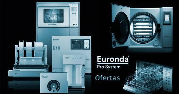 Esterilización, desinfección y limpieza Euronda ProSystem