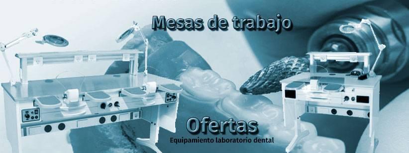 Promociones y ofertas en equipamiento para laboratorio dental